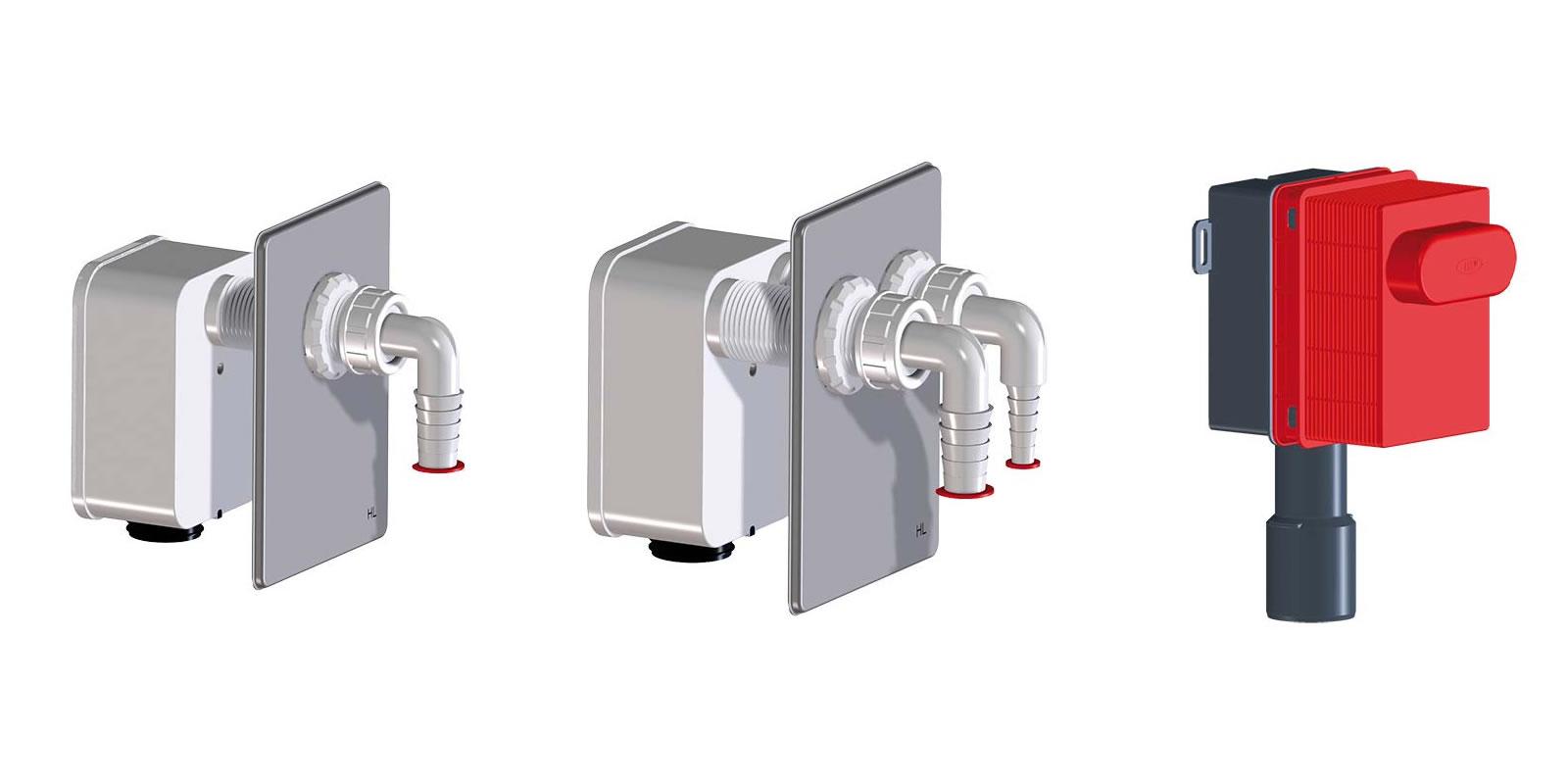 Univerzalni sifon HL 4000 za instalatere