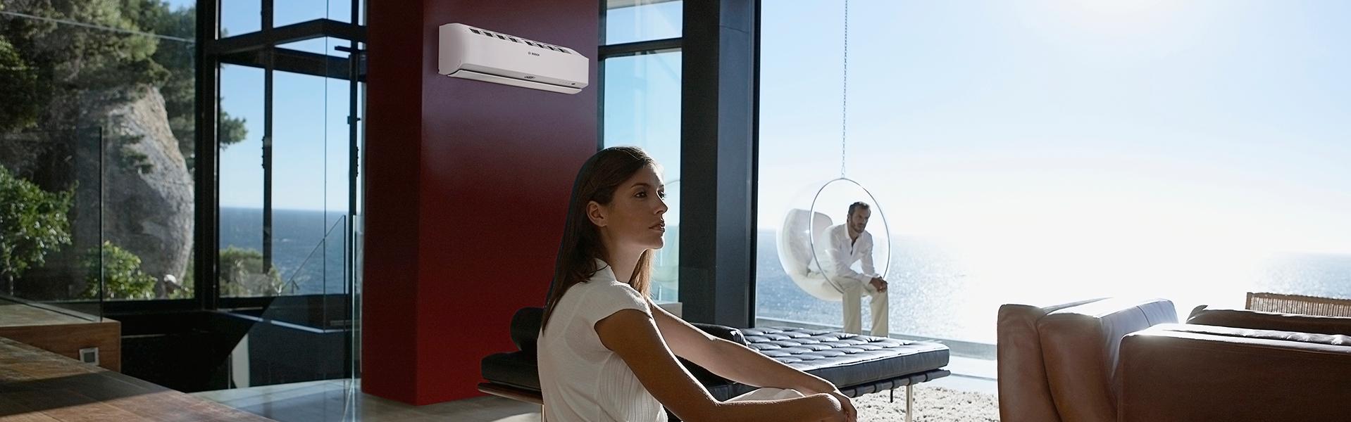 Klima uređaji Bosch Climate - Pretvorite svoj dom u oazu ugodnog i zdravog života