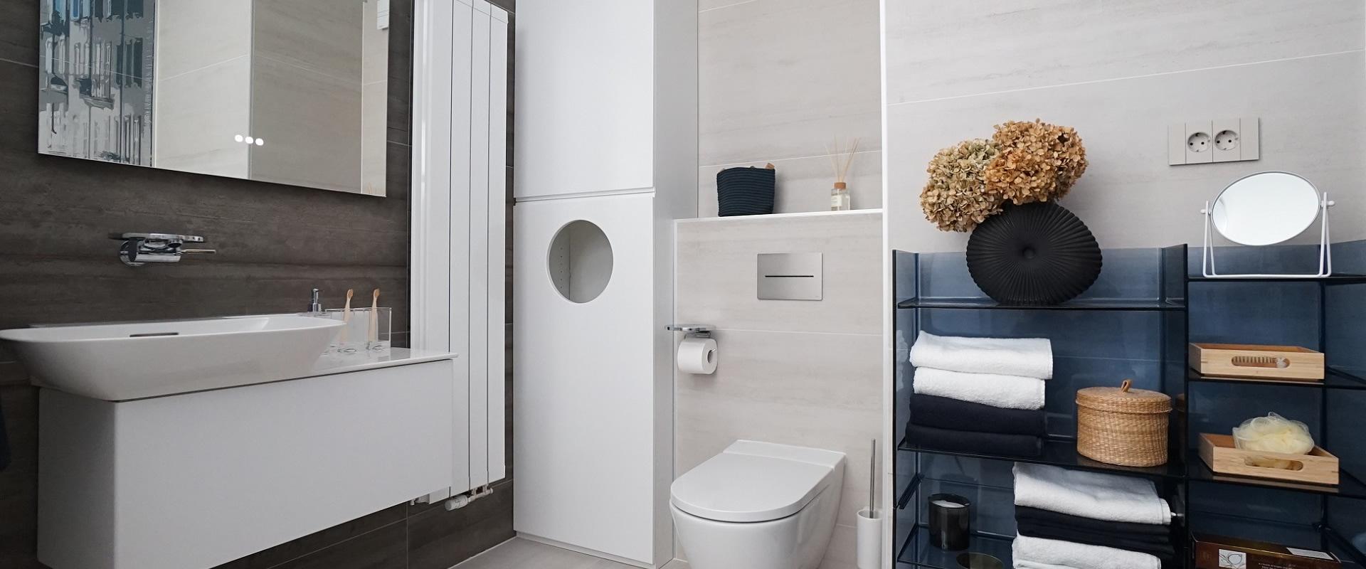 Odabir jedinstvene kupaonske galanterije za završno uređenje kupaonice